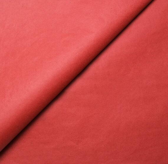 raudonas silkinis popierius