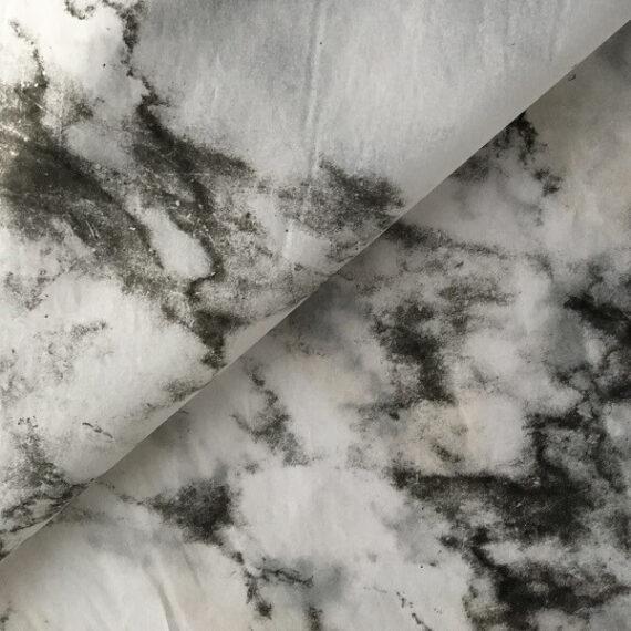 silkinis popierius marmuro